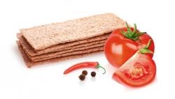 Хлебцы Эко-Хлеб с аджикой, 120 гр, Крым