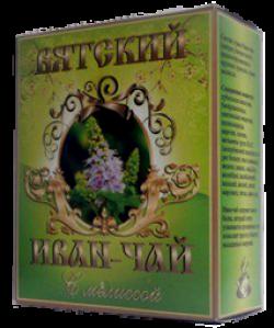 Вятский Иван-Чай с мелиссой, 100 г
