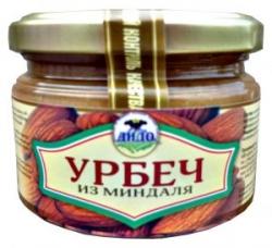 Урбеч из миндаля, 250 г, ДИДО