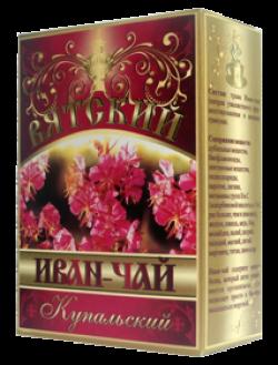 Вятский Иван-Чай Купальский мелкие гранулы, 100 г