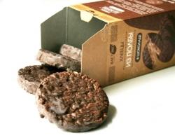 Хлебцы из полбы в шоколаде, 140 гр
