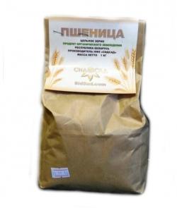 Пшеница для проращивания, 1 кг, РБ, КФХ