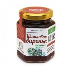 Варенье из сосновых шишек, 250 гр, Сибирский Знахарь