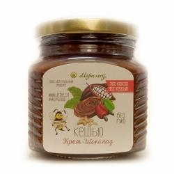 Крем-шоколад кешью, 230 г, Мералад