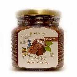 Крем-шоколад горький, 230 г, Мералад