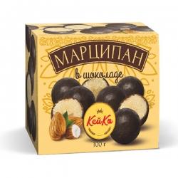 Марципан в шоколаде, 100 гр