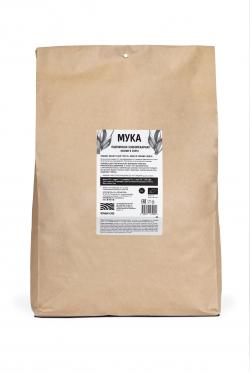 Мука пшеничная высшего сорта БИО, 5 кг, Черный Хлеб