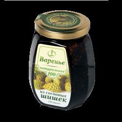 Варенье из сосновых шишек, 250 гр, Емельяновская биофабрика