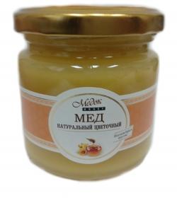 Мёд натуральный цветочный, 250 гр, Беларусь