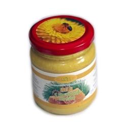 Мёд натуральный с сосновой пыльцой, 450 гр, Мещерский край