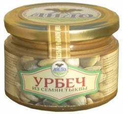 Урбеч из семян тыквы, 270 г, ДИДО