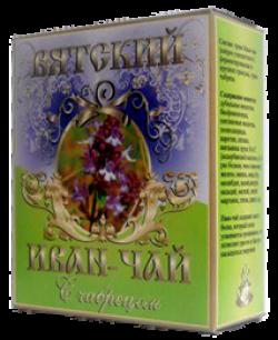 Вятский Иван-Чай с чабрецом, 100 г