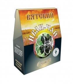 Вятский Иван-Чай с чагой, 50 г