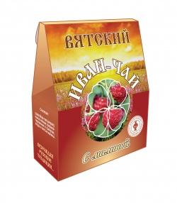 Вятский Иван-Чай с малиной, 50 г