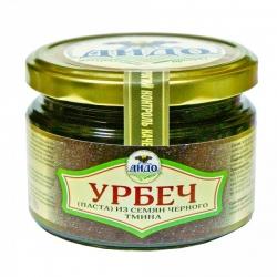 Урбеч из семян черного тмина, 270 г, ДИДО