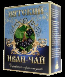 Вятский Иван-Чай с черноплодной рябиной, 100 г