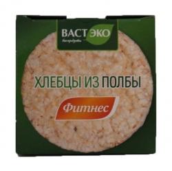 Хлебцы из полбы круглые без соли, 100 гр