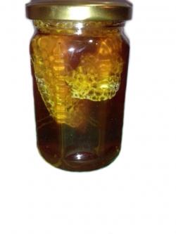 Бортевой дикий мёд, 200 гр, Беларусь