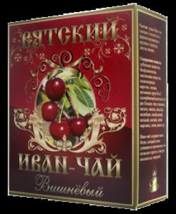 Вятский Иван-Чай с вишней, 100 г