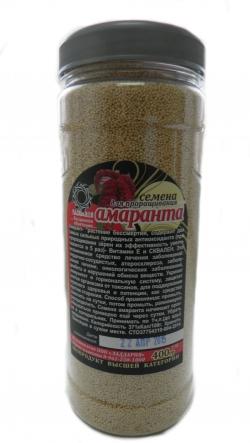 Семена амаранта для проращивания, 409 г, Ладдария