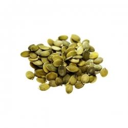 Семечки тыквы чищенные, вес, 0,5 кг, Ладдария
