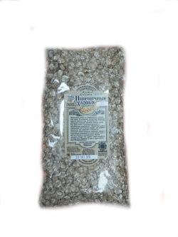 Хлопья пшеничные плющенные проросшие, 300 гр, Ладдария