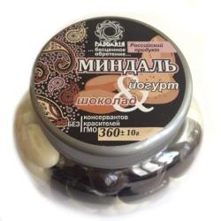 Миндаль в шоколаде, 350 гр, Ладдария