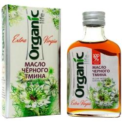 Масло черного тмина, Органик, 100 мл