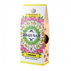 Иван-Чай с ромашкой, 50 г