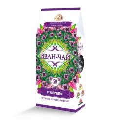 Иван-Чай северный с чабрецом, 50 г