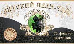 Вятский Иван-Чай с чагой, 25 фильтров-пакетов, 50 г
