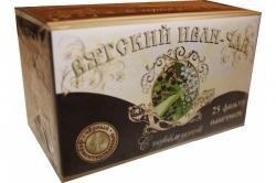 Вятский Иван-Чай с черемухой, 25 фильтр-пакетов, 50 г