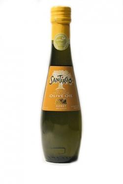 Оливковое масло Santiago Premium с мёдом, 250 мл, Чили,