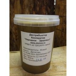 Урбеч из отборного грецкого ореха, 500 г, Живой продукт