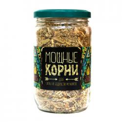"""Чай травяной """"Мощные корни для мужчин"""", 100 гр, Огнецвет"""