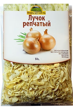 Лук репчатый сушеный , 50 гр, Здоровая еда