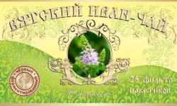 Вятский Иван-Чай с мелиссой, 25 фильтр-пакетов, 50 г