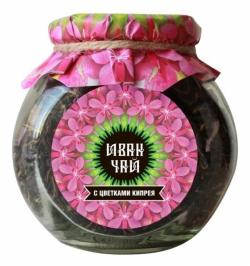 Иван-Чай северный с цветами кипрея, банка 50 г