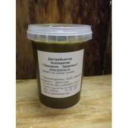 Урбеч из семян тыквы, 500 г, Живой продукт