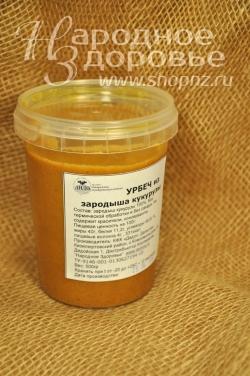 Урбеч из зародышей кукурузы, 500 г, Живой продукт